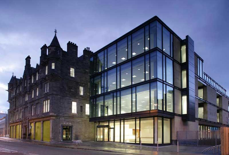 Lochrin square offices edinburgh property for Office design edinburgh