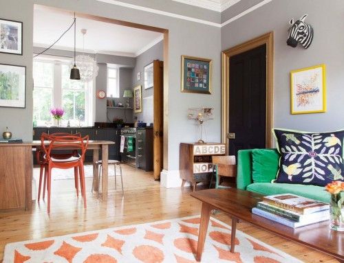 Edinburgh Victorian Terrace Home Restoration