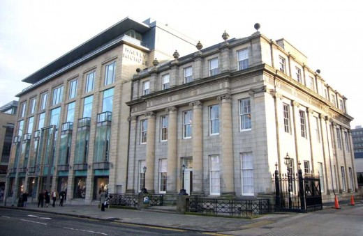 35 St Andrew Square Edinburgh building