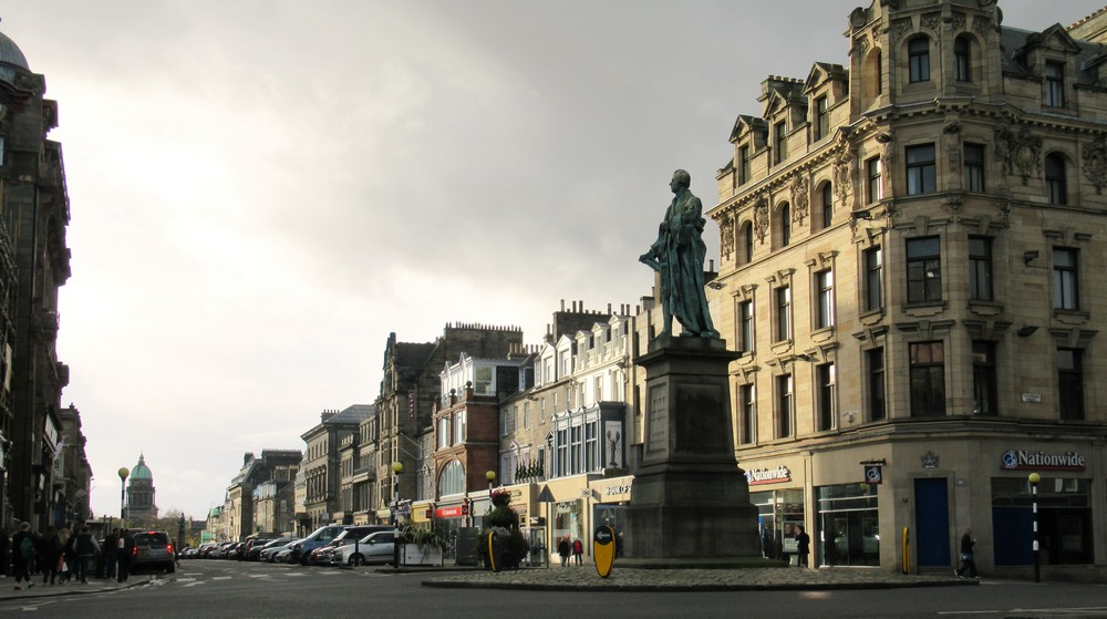 Edinburgh George Street