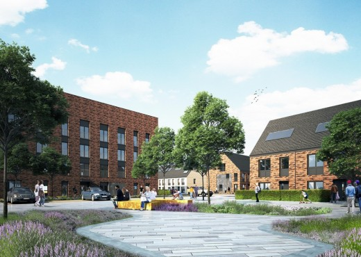 Pennywell Phase 3 Public Space