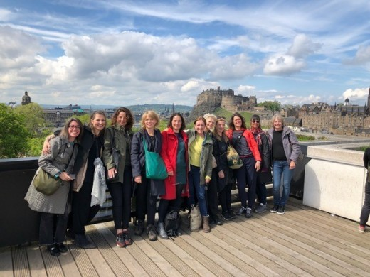 Edinburgh Architecture Walking Tour 2018