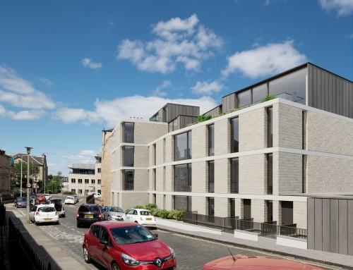 Gayfield Square Residential Development