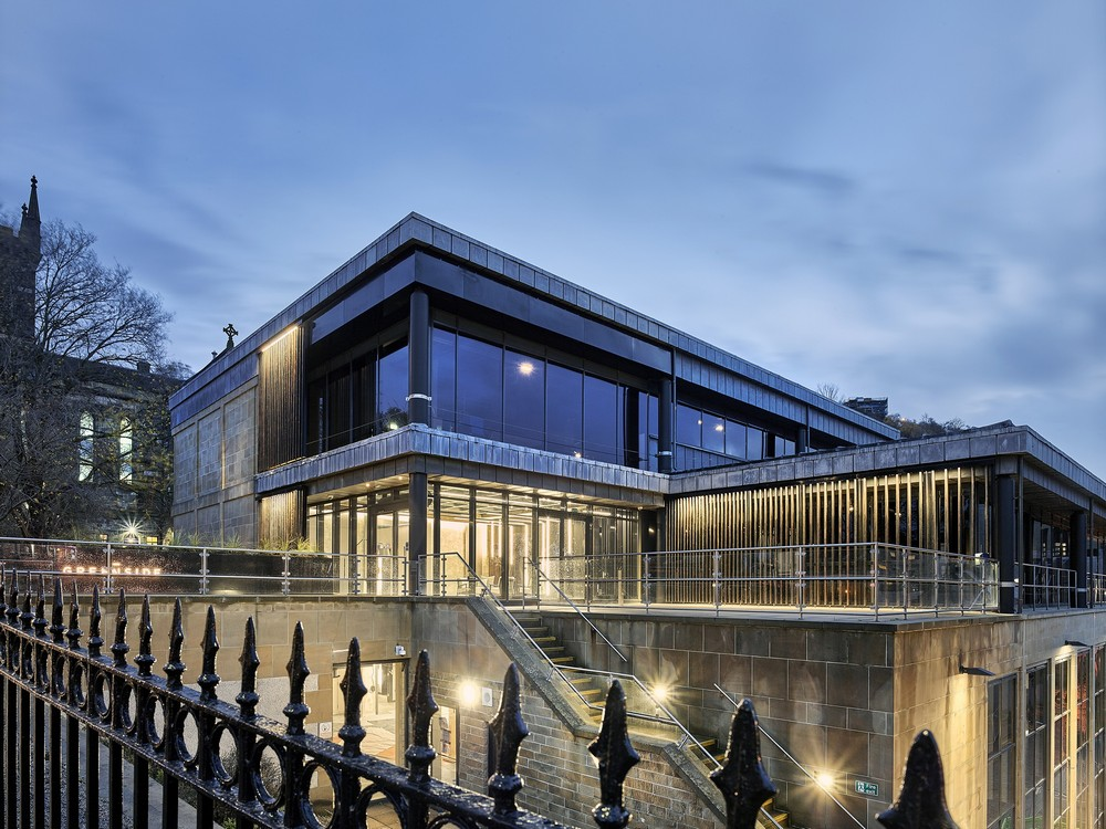 Greenside office building Edinburgh