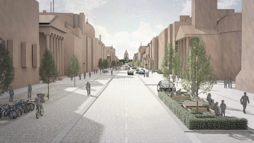 George Street Edinburgh Vision