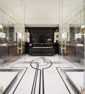 Art Deco Listed Refurbished Penthouse Mayfair