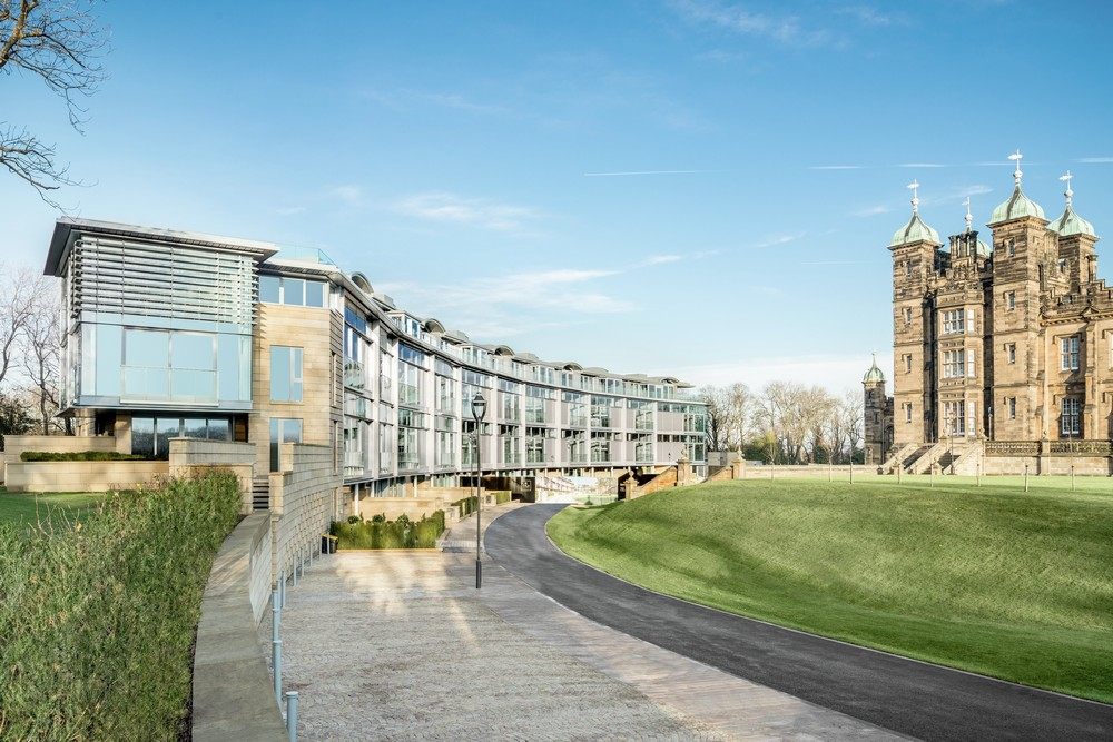 The Crescent at Donaldson's Edinburgh by CALA Homes