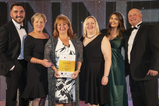 winner in the Innovation in Design and Show Home of the Year (Selling price over £400,000) categories at the annual Scottish Home Awards