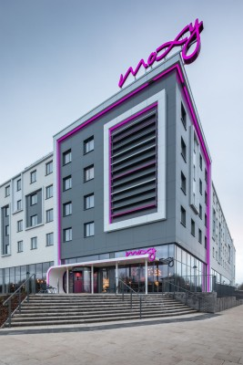 Edinburgh Moxy Hotel Airport Accommodation