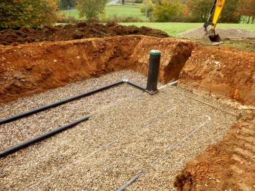 Importance Of Adding Membrane When Building A Drainage System