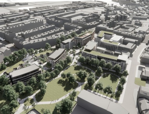 Edinburgh New Town North Development News