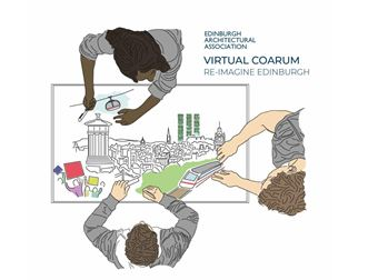Virtual Coarum - Re-imagine Edinburgh