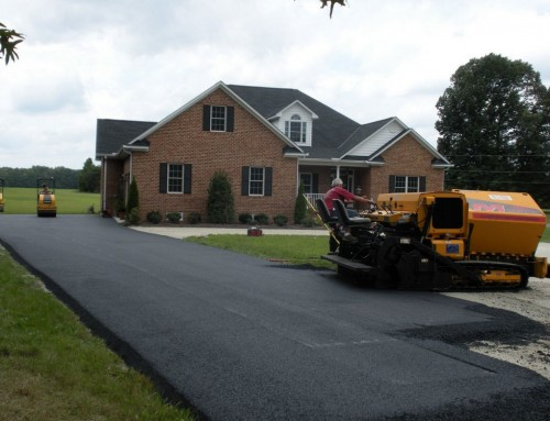 Benefits of a Parking Lot Paving Service