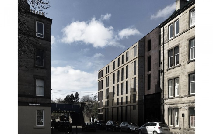 Murieston Crescent student accommodation Edinburgh