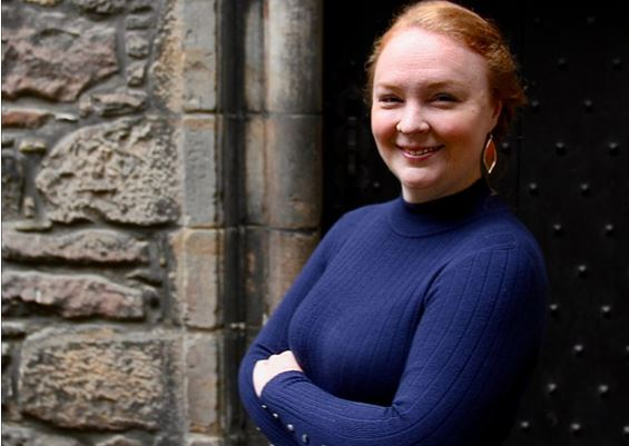 Christina Sinclair new director of Edinburgh World Heritage