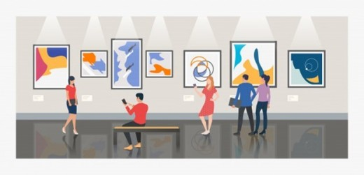 Digital signage content ideas for museums