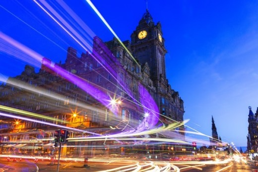 Edinburgh's Infrastructure: The 10-Year City Mobility Plan