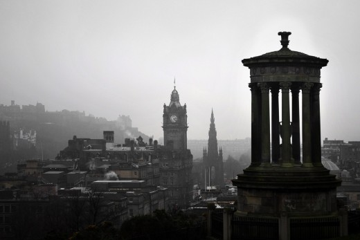 Top places to see in Edinburgh if you love architecture