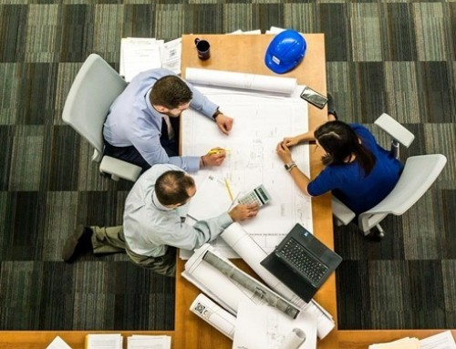 What are the 6 types of architects?